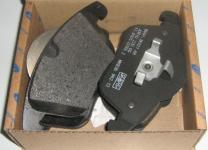 передние колодки Ford 1747043