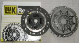 комплект сцепления ford focus 1.6 Luk