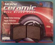 керамические колодки Morse cmx1303 на LAND CRUISER 200